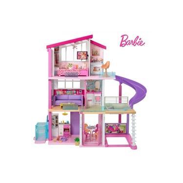 Imagem de Casa Barbie Mega Mansão Casa Dos Sonhos - Mattel