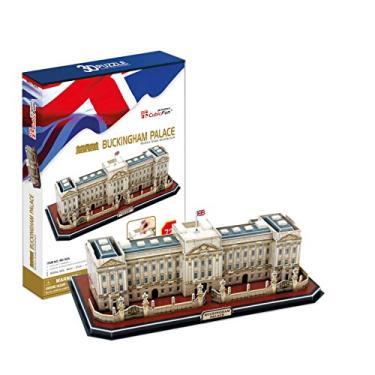 Imagem de Quebra-cabeça 3d Palácio de Buckingham -brinquedos Chocolate