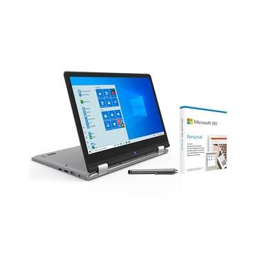 "Imagem de Notebook 2 em 1 Positivo Dual Core 4GB 64GB eMMC Tela Full HD 11.6"" Windows 10 Duo C464C + Microsoft 365 Personal com 1TB na Nuvem"