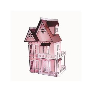Imagem de Casa De Bonecas Escala Polly Modelo Mirian Princesa - Darama