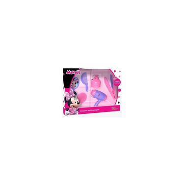 Imagem de Kit Maquiagem Infantil Menina Minnie Disney - Mielle