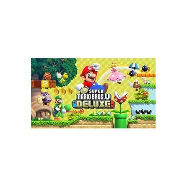 Gift Card Digital Super Mario Deluxe para Nintendo Switch
