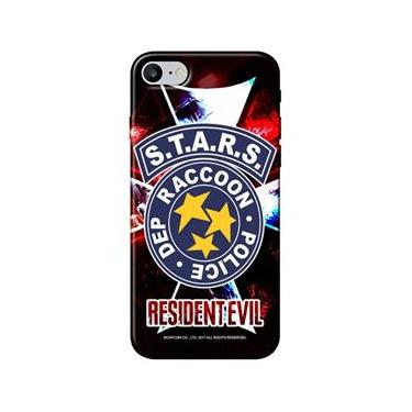 Capa Personalizada para Apple iPhone 7 - Resident Evil S.T.A.R.S RPD - RD05