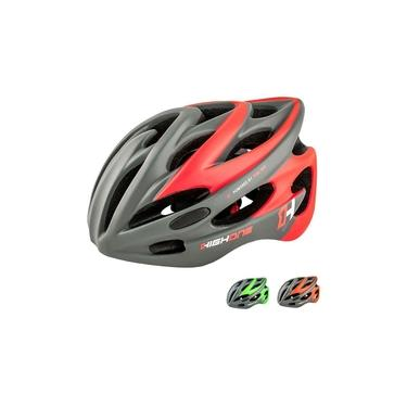 Imagem de Capacete ciclismo High One Volcano 2019 com led