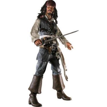 Imagem de Jack Sparrow - Piratas do Caribe - Neca