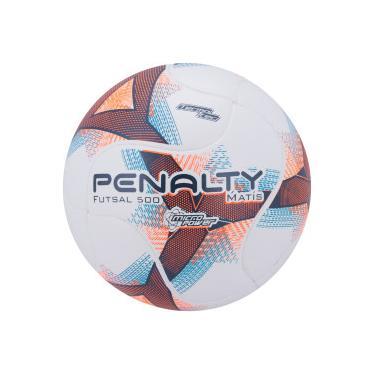 955e2c4cd1 Bola de Futsal Penalty Matís 500 Termotec VIII - BRANCO AZUL Penalty