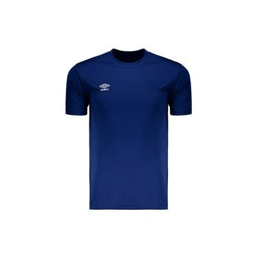 Camisa Umbro TWR Striker Marinho