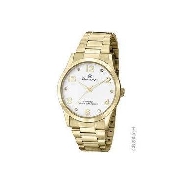 Relógio de Pulso Masculino Champion Metal Shoptime   Joalheria   Comparar  preço de Relógio de Pulso - Zoom 0cb10b81eb
