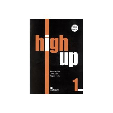 High Up 1 - Student's Book With Audio CD & Digital Book - Macmillan - 9786685723717