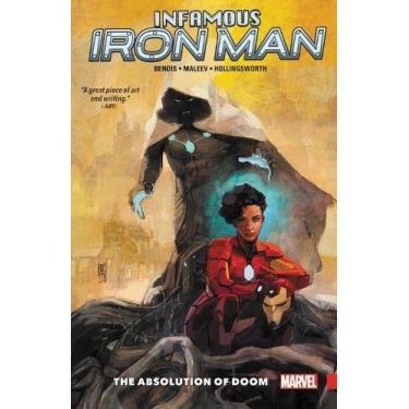 Infamous Iron Man Vol. 2 - Bendis, Brian Michael - 9781302906252