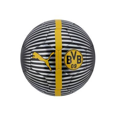 Bola de Futebol de Campo Borussia Dortmund One Chrome 18 19 Puma - PRETO  359df6c6c13bd