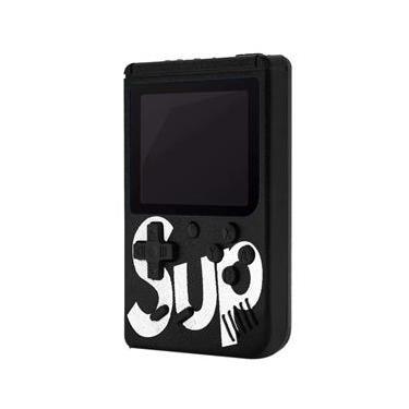 Mini Vídeo Game Boy Portátil G4 400 Games Sup Clássico Preto