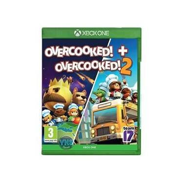 Overcooked + Overcooked 2 - Double Pack - Xbox One