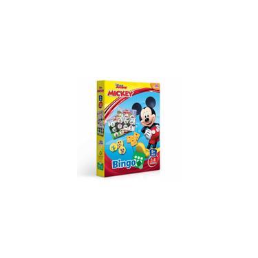 Imagem de Jogo de Bingo Infantil - Disney Junior - Mickey - Toyster