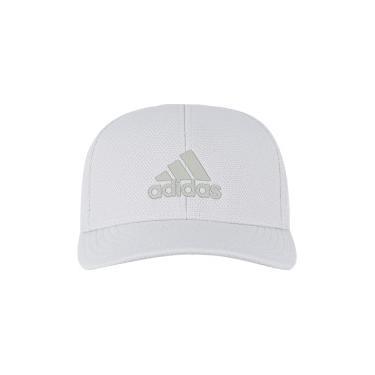 Boné Aba Curva adidas Urban Mesh S16 - Snapback - Adulto - CINZA CLARO  adidas e3910a91089
