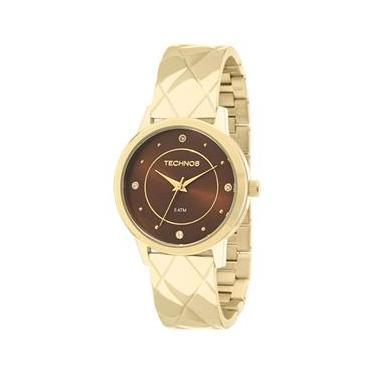 8e98ee44291 Relógio Technos Fashion Trend Analógico Feminino 2035MCN 4M