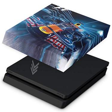 Capa Anti Poeira para PS4 Slim - Formula 1