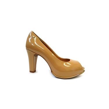 Sapato Peep Toe Meia Pata B9531 Dakota (77)