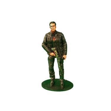 Imagem de Boneco em Resina Arnold Schwarzenegger - Exterminador Futuro - 19 cm Action Figure