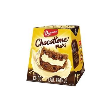 Imagem de Chocotone Maxi Chocolate Branco Bauducco 500g