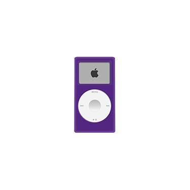 Capa Protetora de Silicone Sonic  p/ iPod Mini -  iSkin