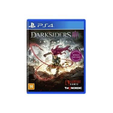 Jogo Darksiders 3 para PS4