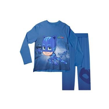 Pijama Infantil Menino Gato Pjmascks PJML