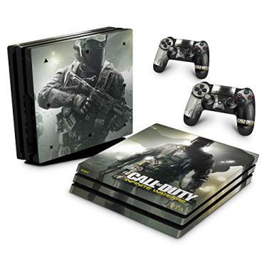 Skin Adesivo para PS4 Pro - Call Of Duty: Infinite Warfare