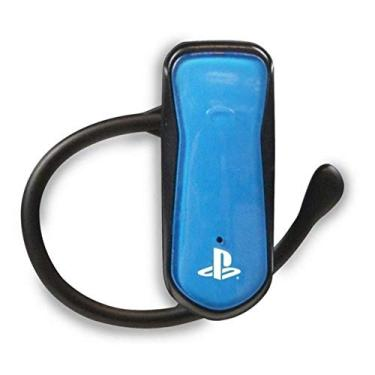 Headset Bluetooth - Azul - PS3