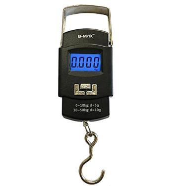 Imagem de Balança Digital De Mão Portátil,comercial Domestica 50kg A08