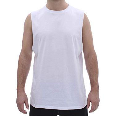 Camiseta Aveloz Regata Masculina Branca-P
