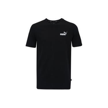 Camiseta Puma Essentials Small Logo - Masculina Puma Masculino