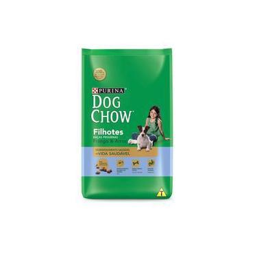 Ração Dog Chow Filhotes Raças Pequenas Frango E Arroz 15Kg