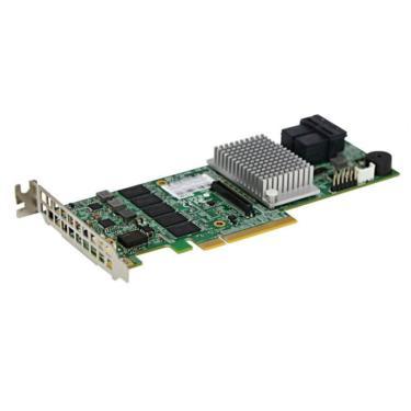 Controladora Raid SAS 3.0 Supermicro PCI-E X8 2GB AOC-S3108L-H8IR