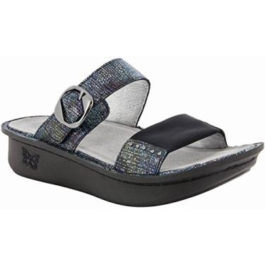 Sandália feminina Alegria Keara, Glimmer Glam, 6