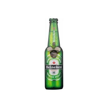Imagem de Abridor de Garrafa De Parede Heineken Mdf Decoração Cerveja Bar Abridor Garrafas