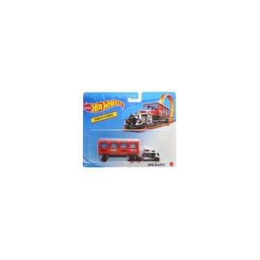 Imagem de Hot Wheels Caminhão Velocidade Na Pista Bone Blazers Mattel