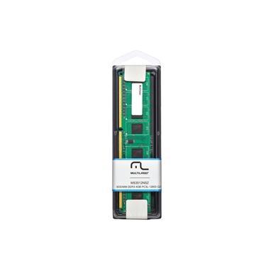 Memória Multilaser 4GB 1600MHz DDR3 CL11 - MM410 para Desktop