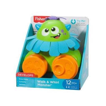 Brinquedo Fisher Infant Monstro Que Anda Fisher Price Fhg01