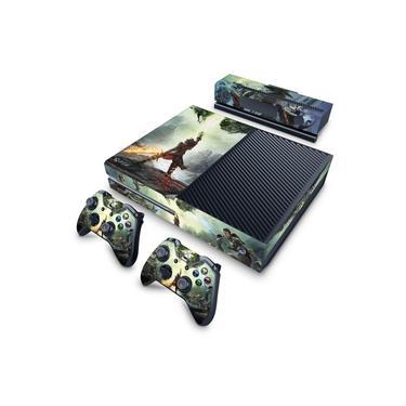 Skin Adesivo para Xbox One Fat - Dragon Age Inquisition