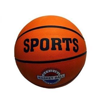 Bola de Basquete Oficial Sports Laranja Basket Ball