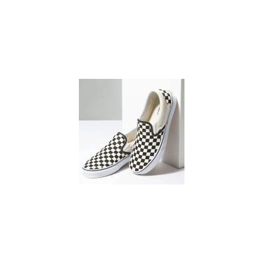 Imagem de Tênis Vans Classic Slip-on Checkboard - Vnb00eyebww