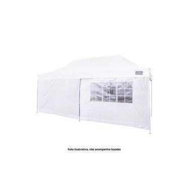 Fechamento Lateral Para Tenda Gazebo Remixx 2 X 3 Mts Nautika