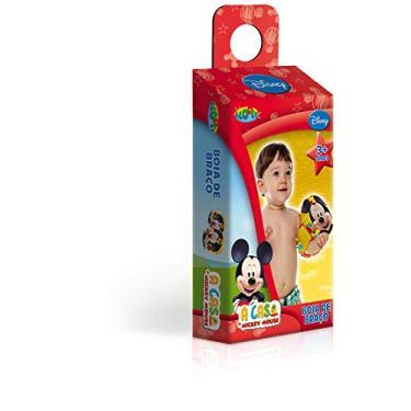 Casa do Mickey Boia de Braço Redonda Toyster Brinquedos