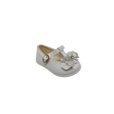 Sapato Infantil Feminino Flores Pimpolho