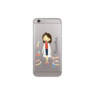 Capa para iPhone 7 - Mycase Biomédica - Profissões