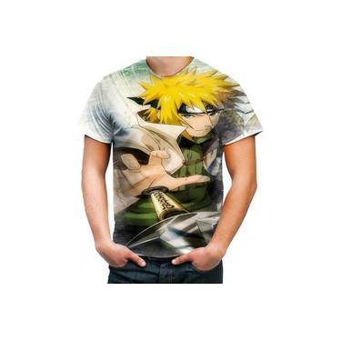 Camiseta Camisa Personalizada Naruto Anime Desenho Geek Hd 4