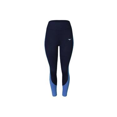 Imagem de Calça Mizuno Legging New Fit 3 Feminina Azul Marinho