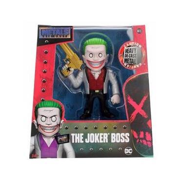 Figura Jada Metal Die Cast DC Comics The Joker Boss M19