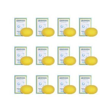 Granado Tradicional Neutro Glicerina Sabonete 90g (Kit C/12)